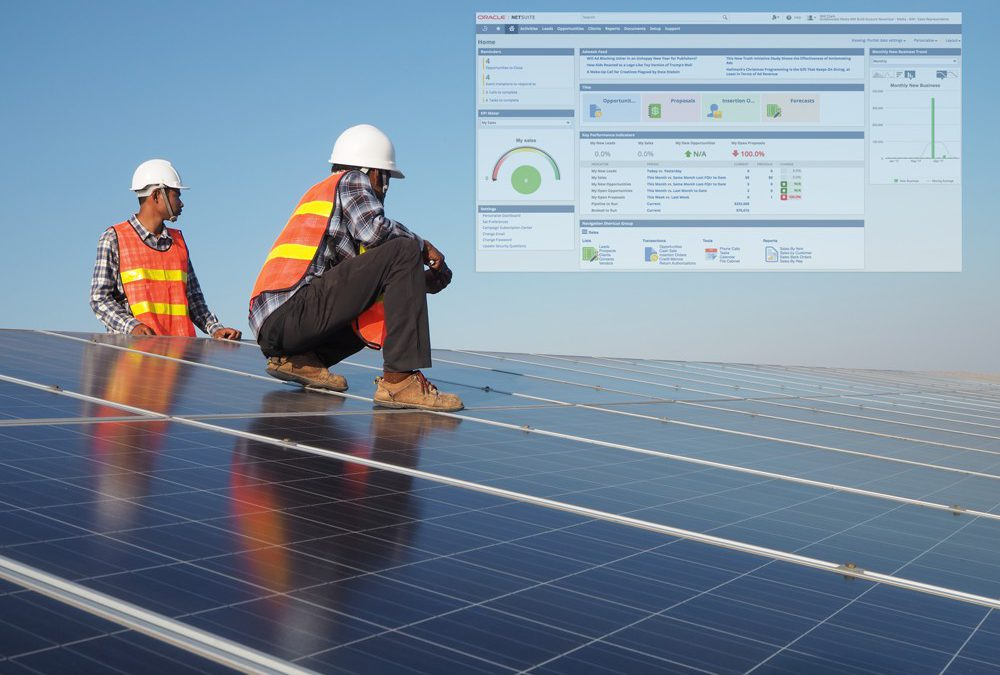Solar Businesses: Improve Productivity with Digital Transformation